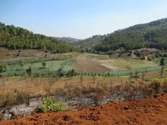 The Shan Plateau near Kalaw, Myanmar (Burma), is fertile and picturesque. Fertility, Outdoor, Outdoors, Outdoor Games, Outdoor Living, Garden