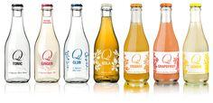 Delicious natural soda.