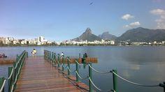 Lagoa Rodrigo de Freitas RJ