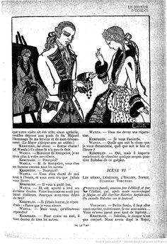 Lectures pour tous : revue universelle et populaire illustrée | 1927-08 | Gallica Art Deco Print, Bnf, Lectures, Colette, Memes, Popular, I Want You, Meme