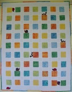 Creature Comforts Quilt Pattern - $4.00