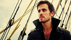 Pin for Later: 37 Reasons You're Deeply in Love With Once's Captain Hook His face of dread is also totally smokin'.