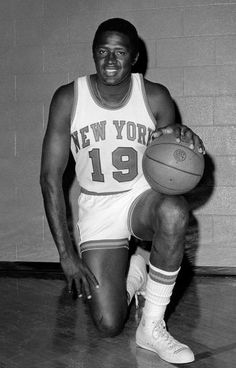 Willis Reed of the New York Knicks is shown on September 15, 1970. (AP Photo)