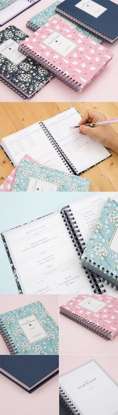 Pattern Ardium Study Planner M