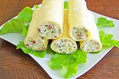 Brunch Recipes Goudaröllchen, a very delicious recipe from the category Fast and easy. Party Finger Foods, Finger Food Appetizers, Party Snacks, Gouda, Brunch Recipes, Appetizer Recipes, Snack Recipes, Cooking Recipes, Law Carb