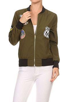 143b1326d05 Color Era women fashion bomber jacket custom plus size jackets for women.  Womens ...