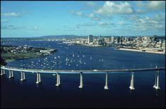 San Diego...bridge to coronado