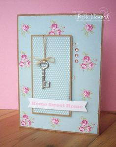 Image result for new home cards handmade