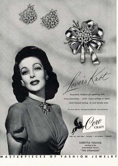 1946 Coro ad 'Lover's Knot'