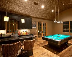 How To Transform Your Attic Into A Fun Game Room Attic