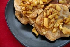Apple Cinnamon Pecan Pancakes | VegWeb.com, The World's Largest Collection of Vegetarian Recipes