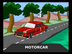English Learning For Children-Transport