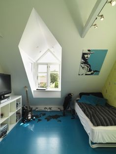 the boo and the boy: teen rooms