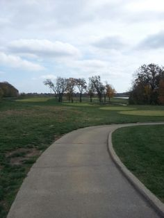 Drumm Farm Golf Club in Independence, MO - September 2013