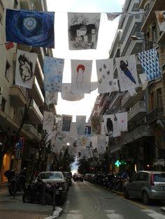 Thessaloniki,Greece- street art