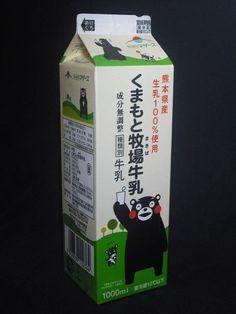 熊本県酪農業協同組合連合会「くまもと牧場牛乳」12年4月 PD