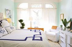 Inspiration: Master Bedroom Renovation BEGINS! - Kelly in the City