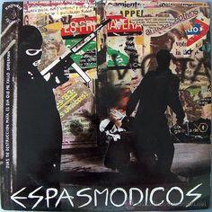 ESPASMODICOS - MINI LP MUSIKRA RECORDS 1983 PROMO - PUNK ESPAÑOL -  REFERENCIA 001- DIFICILISIMO