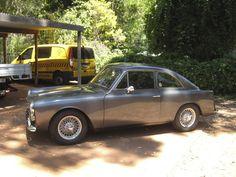 1965 mgb gilbern gt sunbeam british sports car made in wales