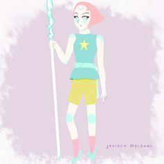 Pearl fan art