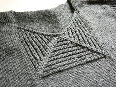 La cabane d'Elilou / très joli gilet sans manches / indications modèle et laine
