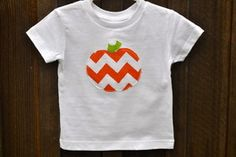 **Pumpkin Shirt - Bushel and a Peck Kids - Boutique-style clothing for infants, girls and boys