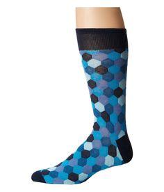 MISSONI MISSONI - ANKLE SOCKS (MULTI BLUE) MEN'S CREW CUT SOCKS SHOES. #missoni #shoes #