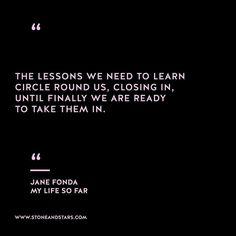 Book of the week My Life So Far by Jane Fonda #hustle #book #motivation…
