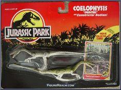 Kenner Jurassic Park Series 1: Dino-Strike Coelophysis 1993