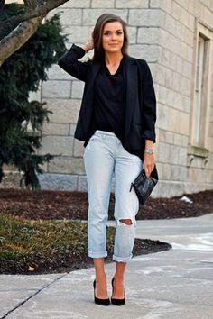Washington DC Fashion Bloggers - Street Style #refinery29 #blogs #style