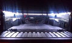 LED bed lights. Ironhide Build - Tacoma World Forums
