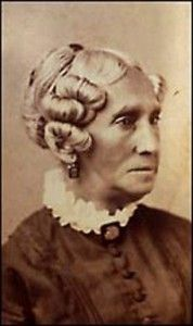 Maria W. Stewart: first African- American woman to lecture about women's rights