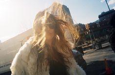 #caroline de maigret #new york #leica #mp #film #Fashion Week