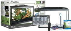 In this guide, you can learn what makes the best starter aquarium for a freshwater community setup. Discover how to choose the perfect fish to suit your new tank, and check out our reviews and recommendations of the best fish tanks for beginners that are currently on the market. 20 Gallon Aquarium, Aquarium Air Pump, Aquarium Setup, Glass Aquarium, Aquarium Kit, Aquarium Design, Acrylic Aquarium, Cool Fish Tanks, Aquatic Turtles