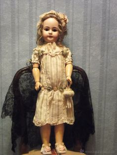 Antigua ARMAND MARSEILLE 1894 antique doll