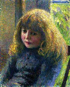 Camille Pissarro「Paul-Émile Pissarro」