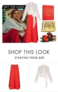 """Know Yourself"" by boutiquebrowser ❤ liked on Polyvore featuring Topshop and Gucci"