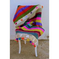 #crochet #colour #handmade Halfway done!