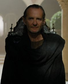 "Qyburn is a recurring character in the third, fourth, fifth and sixth seasons. He is portrayed by Anton Lesser and debuts in ""Valar Dohaeris"". He is an unethical former maester who was thrown out of the order for conducting illegal human experimentation. After coming into Cersei Lannister's service, he becomes Varys' replacement as Master of Whisperers in King's Landing. After Cersei is appointed Queen of the Seven Kingdoms, he becomes Hand of the Queen. Qyburn is a former maester of the..."