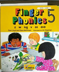 Jolly phonics Student Book 5