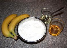 Kokosovo - banánova  torta bez cukru a pečenia - recept postup 5 Food And Drink, Sugar, Cooking, Recipes, Kochen, Food Recipes, Rezepte, Recipe, Brewing