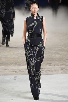A.F. Vandevorst collection printemps-été 2015 #mode #fashion