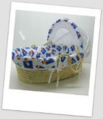 'Cat in the Hat '  Moses basket