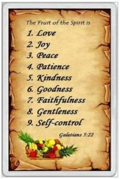 Galatians Bible verses to live by -🙏⛪✝The Fruit of Psalm 133, Bible Verses Quotes, Bible Scriptures, Faith Quotes, 5 Solas, Life Quotes Love, Bible Knowledge, Fruit Of The Spirit, Jesus Is Lord