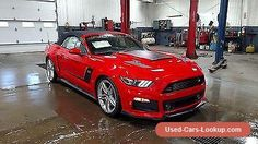 2015 Ford Mustang Roush stage 2 #ford #mustang #forsale #unitedstates