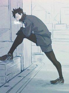 One-Shots - Kuro Kuroo Haikyuu, Manga Haikyuu, Haikyuu Fanart, Kuroo Tetsurou Hot, Bts Anime, Manga Anime, Anime Cosplay, Hinata, Hot Anime Boy
