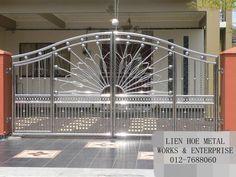 S30(A) Grill Gate Design, House Main Gates Design, Fence Gate Design, Balcony Grill Design, Front Gate Design, Balcony Railing Design, Steel Bed Design, Steel Railing Design, Balustrade Inox