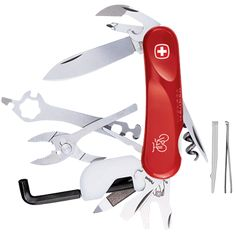 Evolution Biker 37 Swiss Army Knife, Biking tools in the palm of your hand