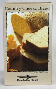 Country Cheese Bread – Thunderbird Ranch Gourmet Foods
