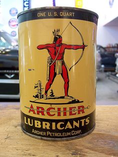 Archer Oil - via Colby Thueson